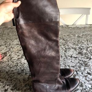 Jessica Simpson Riding Boots Size 8